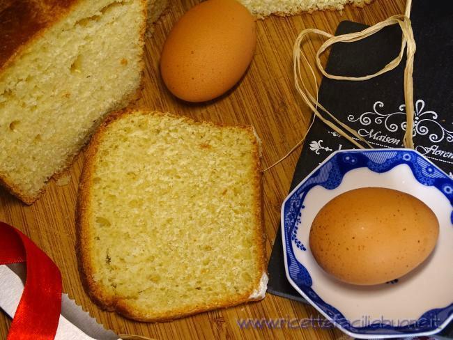 Pane con le uova